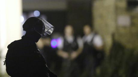 Policier du RAID à Boussy-Saint-Antoine (Essonne), le 8septembre 2016 (image d'illustration).