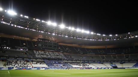 Le match France-Ukraine au Stade de France à Saint-Denis, le 7 octobre 2020 (image d'illustration).