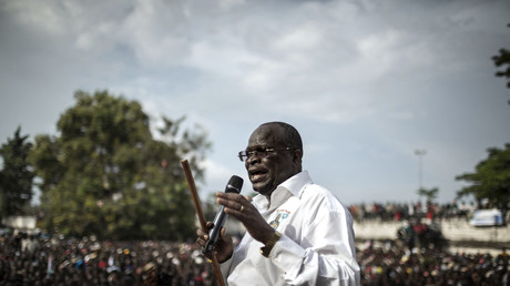 L'opposant et candidat à la présidentielle Guy-Brice Parfait Kolélas est mort du Covid-19 dans la foulée du scrutin, le 21 mars.