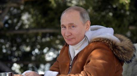 Vladimir Poutine (illustration).