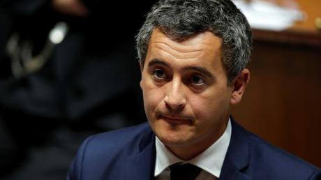 Le ministre de l'Intérieur Gérald Darmanin à l'Assemblée nationale le 15 septembre 2020 (image d'illustration).