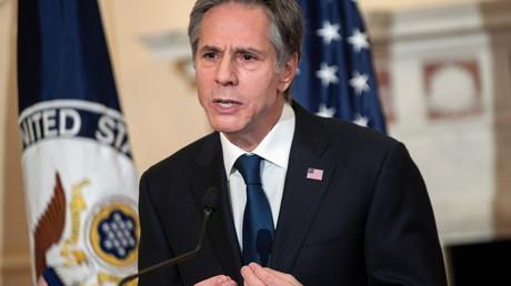 Antony Blinken, secrétaire d'Etat américain (image d'illustration).