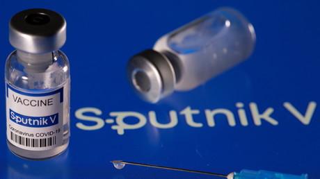 Image d'illustration du vaccin russe Spoutnik V.