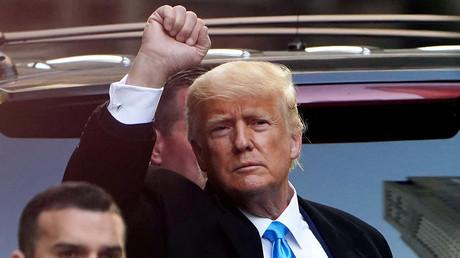 Donald Trump à New York le 9 mars.