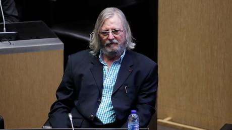 Le professeur Didier Raoult entendu à l'occasion d'une audition à l'Assemblée nationale le 24 juin 2020.