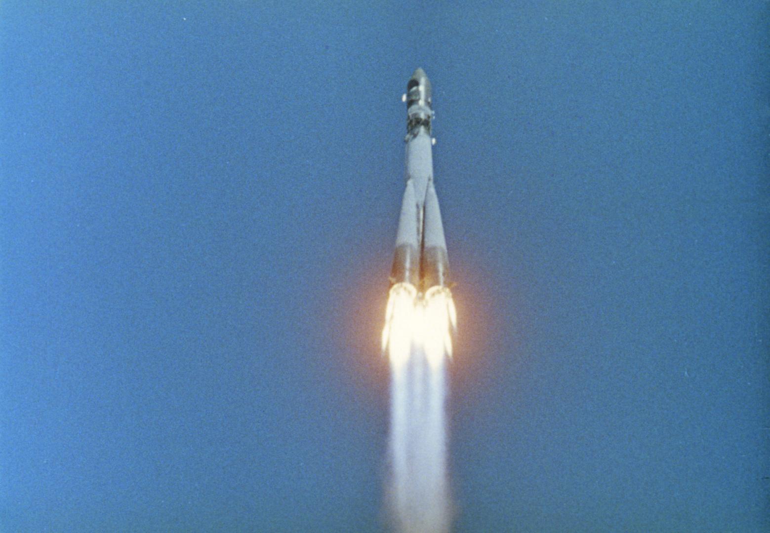 Gagarine à bord du vaisseau Vostok : le premier homme dans l'espace, il y a 60 ans, jour pour jour
