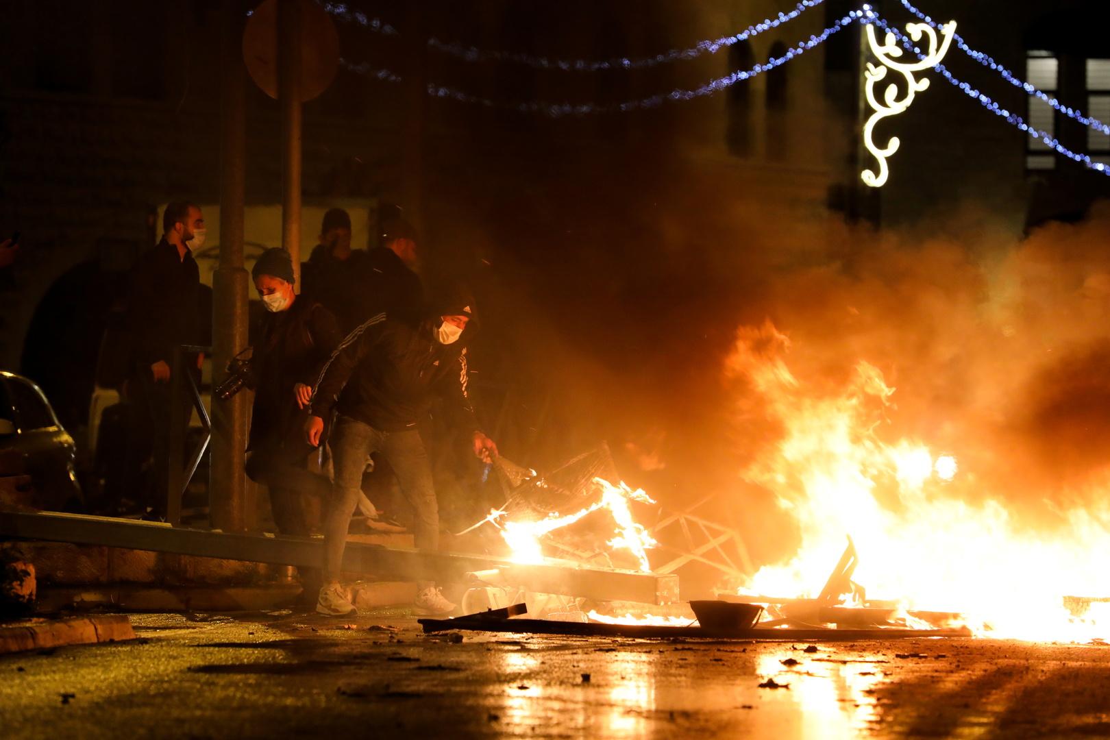 Jérusalem : plus de 120 blessés dans des heurts entre Palestiniens et policiers israéliens