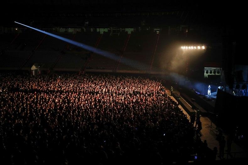 «Aucun signe» de contagion après le concert-test de 5 000 personnes à Barcelone