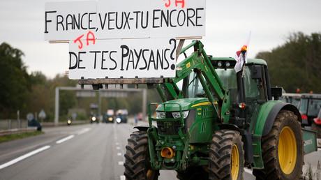 Manifestation à Strasbourg en 2019 (image d'illustration).