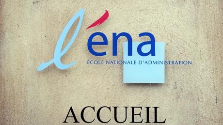 Façade de l'ENA à Strasbourg, photographiée en 2011 (image d'illustration).