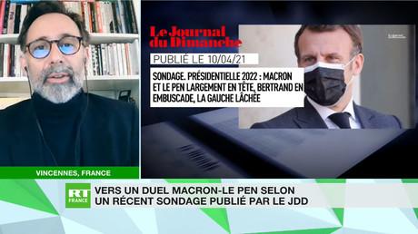 Alexis Poulin : «Le sondage politique pose problème», il crée des favoris ou des boucs émissaires