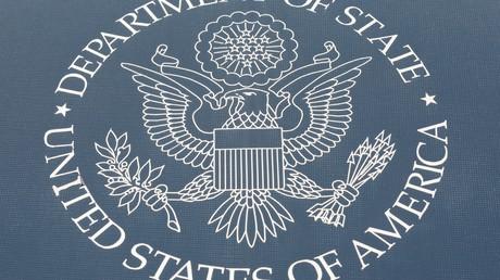 Le sceau du département d'Etat des Etats-Unis (image d'illustration).