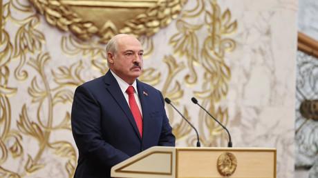 Le président biélorusse Alexandre Loukachenko.
