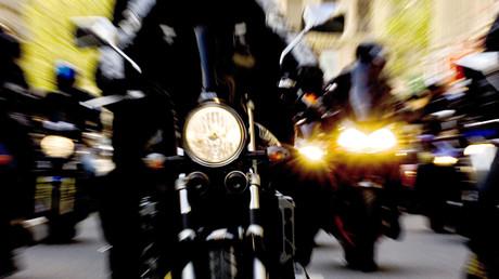 Les motards s'inquiètent de la possible mise en place d'un contrôle technique les concernant (image d'illustration).