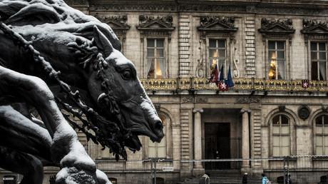 L'Hôtel de ville de Lyon, place des Terreaux, le 18 décembre 2017 (image d'illustration).