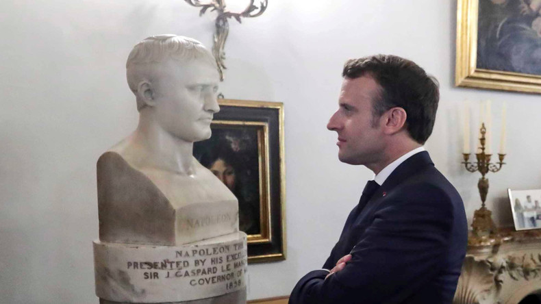Napoléon : Emmanuel Macron au cœur du bicentenaire... un choix contraint ?