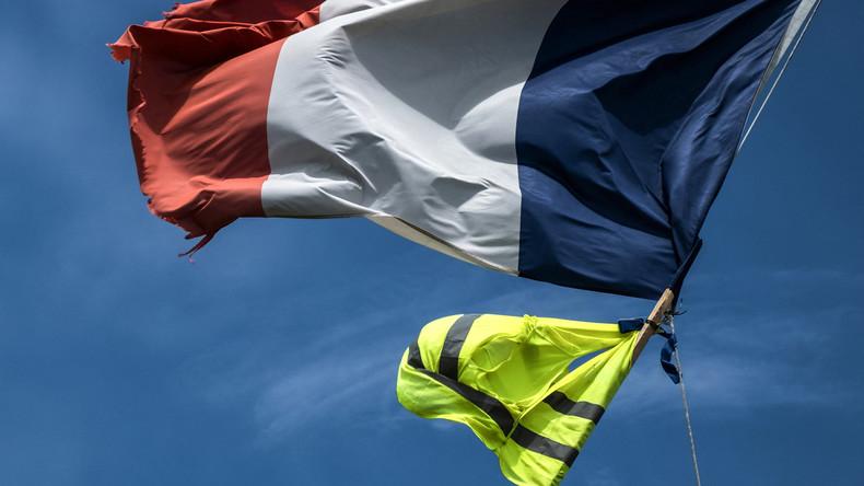 Le Gilet jaune Frédéric Vuillaume relaxé après avoir été accusé de «délit d'attroupement»