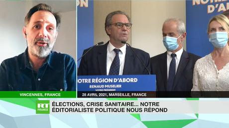 Régionales en PACA - Alexis Poulin : «Macron joue au chamboule-tout avec l'organisation politique»