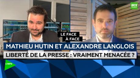 Le face-à-face – La liberté de la presse est-elle vraiment menacée en France ?