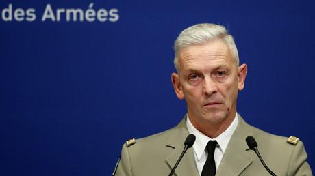 Le chef d'état-major de l'armée française, le général François Lecointre, à Paris, le 29 novembre 2019 (image d'illustration).