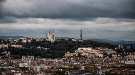 Vue d'ensemble de la ville de Lyon le 15 septembre 2020 (image d'illustration).
