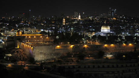 La mosquée d'Al-Aqsa à Jérusalem (image d'illustration).
