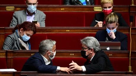 Séance de questions au gouvernement à l'Assemblée nationale le 11 mai (image d'illustration).