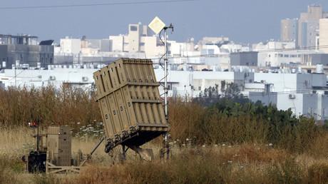 Le système de défense anti-aérien israélien (image d'illustration).