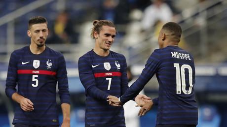 L'équipe de France va-t-elle danser sur Youssoupha ? (image d'illustration)