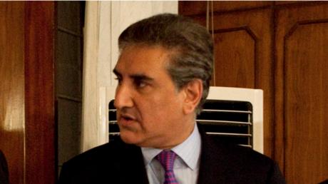 Shah Mahmoud Qureshi en 2010 à Islamad au Pakistan (image d'illustration).