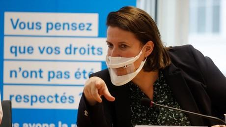 Claire Hédon est Défenseur des droits depuis l'été 2020 (image d'illustration).