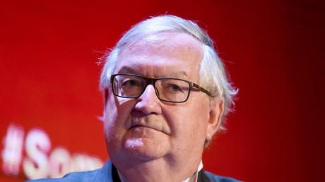 Patrick Artus, économiste en chef de Natixis, à Paris le 6 décembre 2018 (illustration).