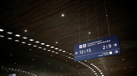 L'aéroport Roissy Charles de Gaulle (image d'illustration).