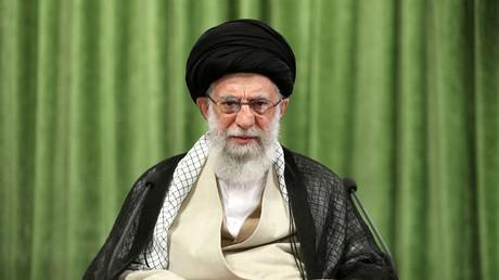 Le guide suprême iranien Ali Khamenei (image d'illustration).