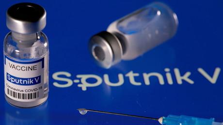 La vaccin russe Spoutnik V (image d'illustration).