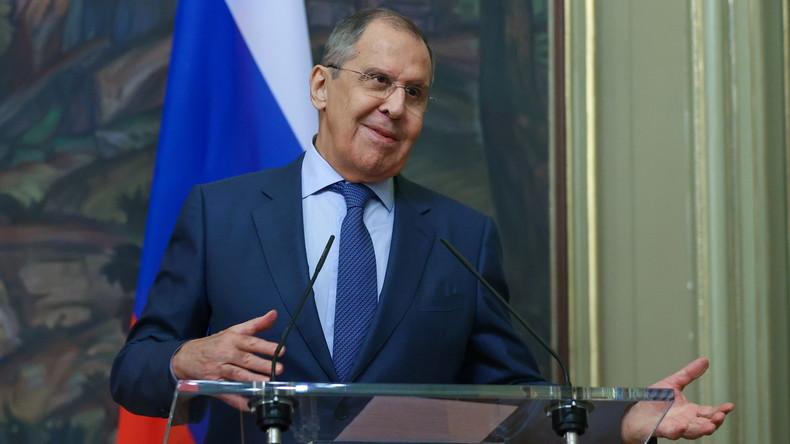 Sergueï Lavrov souhaite «mettre fin à la surreprésentation» de l'Occident au Conseil de sécurité
