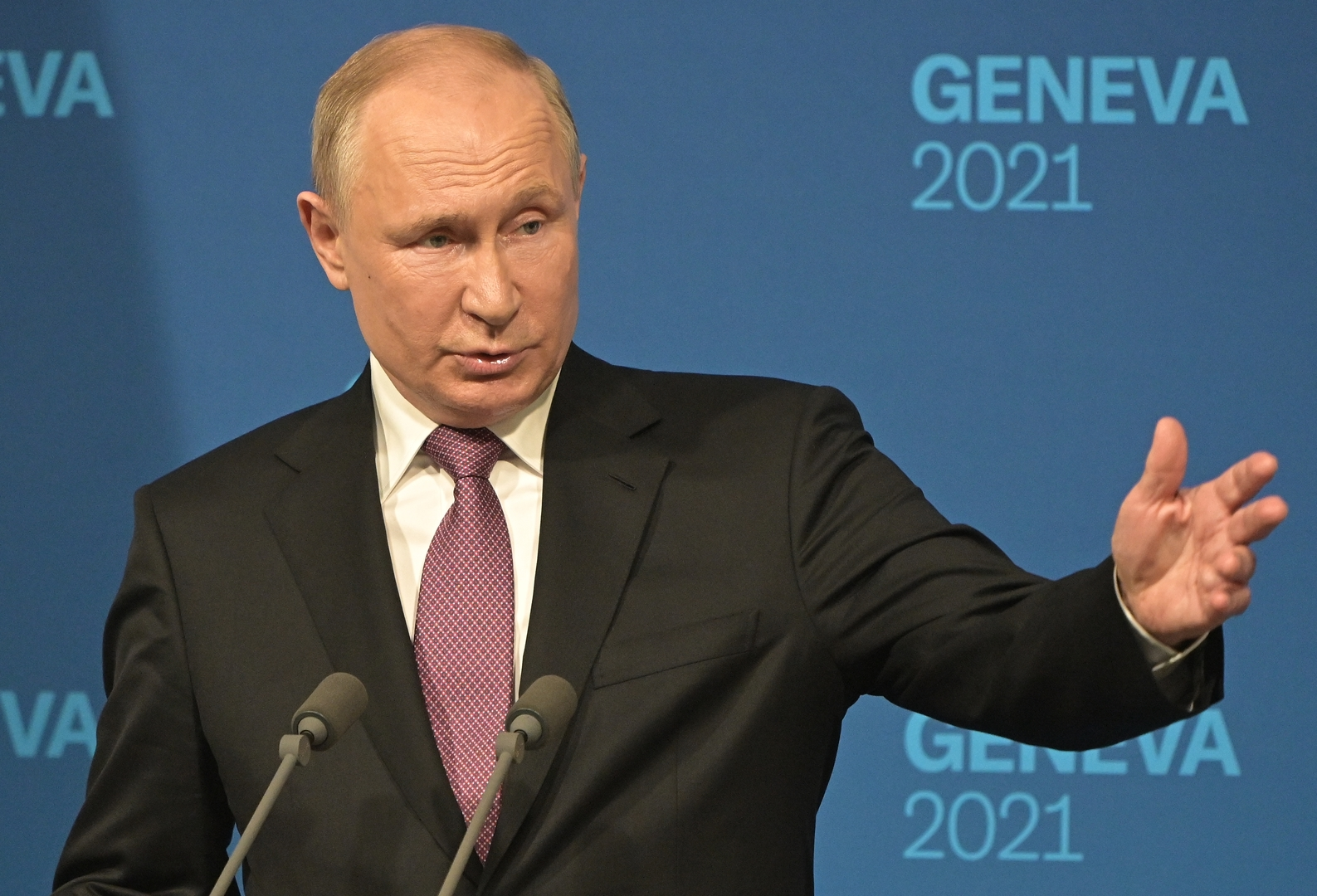 Criminalité, guerre, torture... Poutine interroge l'attachement américain aux droits de l'homme