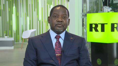 Firmin Ngrebada est le Premier ministre de la République centrafricaine depuis le 25 février 2019.