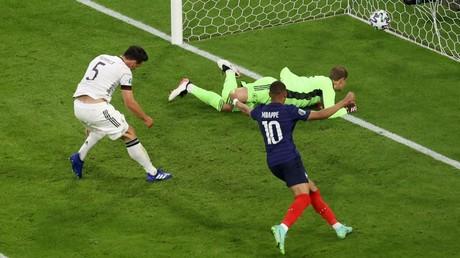 «Comme en 18» : la Une de L'Equipe après la victoire de la France sur l'Allemagne fait réagir
