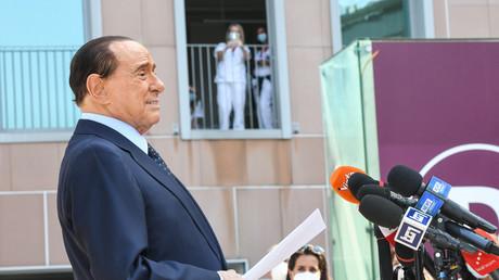 Silvio Berlusconi, le 14 septembre 2019 à Milan (image d'illustration).