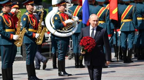Vladimir Poutine rend hommage à la lutte contre le nazisme et critique l'impact de l'OTAN en Europe