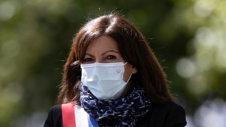 Anne Hidalgo a dû agir au parc Eole après les tirs de mortiers adressés aux toxicomanes (image d'illustration).
