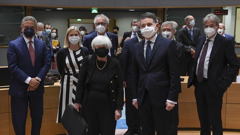 Taxe numérique : l'Union européenne obtempère aux injonctions de Washington