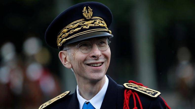 14 Juillet : Didier Lallement devient commandeur de la Légion d'honneur
