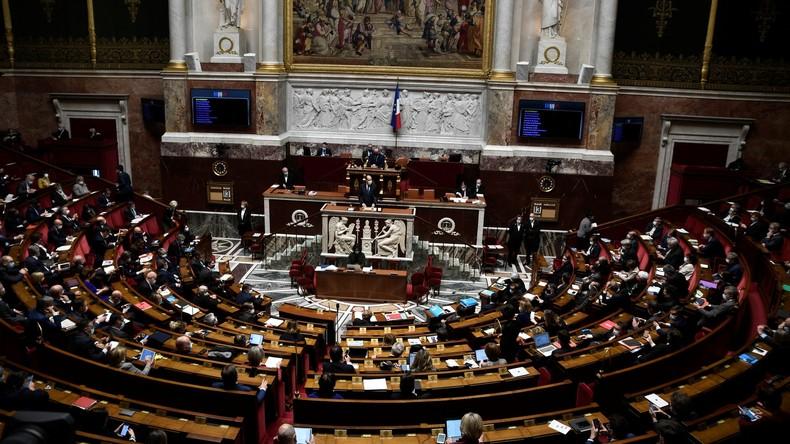 Frankreich: Gesundheitsgesetz endgültig vom Parlament verabschiedet