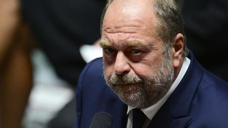 Eric Dupond-Moretti à l'Assemblée nationale, le 15 septembre 2020.