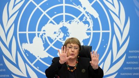 Michelle Bachelet est Haut-Commissaire des Nations unies aux droits de l'Homme (image d'illustration).