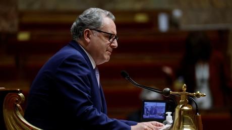 Richard Ferrand, président de l'Assemblée nationale (image d'illustration).
