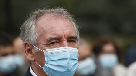 Le patron du MoDem François Bayrou à Pau, le 6 septembre 2020 (illustration).