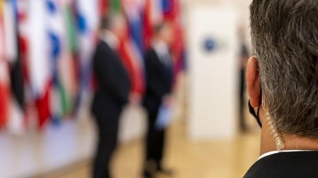 Au siège l'OCDE à Paris, le 25 juin 2021. (image d'illustration)